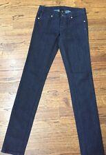 GENETIC DENIM Womens Jeans Dark Wash FINN Skinny Size 25