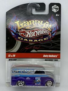 Hot Wheels 2009 Larry's Garage Dairy Delivery