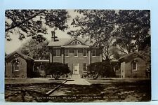 Maryland MD Baltimore Carroll Park Mt Clare South Front Postcard Old Vintage PC