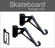 Snowboard , Skateboard rack rack it up board storage racks garage wall hanger