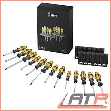 WERA KRAFTFORM BIG PACK 900 13 TLG. 05133285001 SCHRAUBENDREHER SATZ SET
