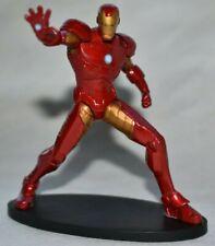 Disney IRON MAN FIGURINE Cake TOPPER AVENGERS Marvel Toy NEW
