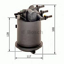 ENGINE FUEL FILTER OE QUALITY REPLACEMENT BOSCH 0450906461