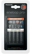 Charger ŁADOWARKA Panasonic ENELOOP BQ-CC55 +4x AA 2550mAh