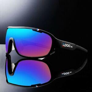 POC polarized Sports cycling Sunglasses bike glasses riding goggles