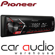 Pioneer MVH-S100UB SPERONI Mechless USB AUX RCA pre out stereo auto radio lettore