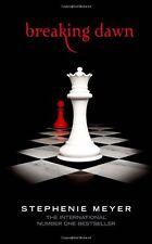 Breaking Dawn: Twilight, Book 4 (Twilight Saga),Stephenie Meyer- 9781905654284