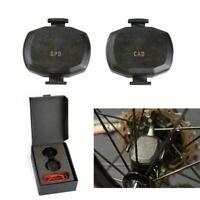 Wireless Ant+ Speed and Cadence Sensor For Garmin Edge 500 510 520 810 820 1000