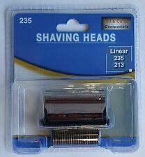 Kombipack 235 Scherfolie + Messer 235 für Braun Linear, Sixtant 5213 - 5266