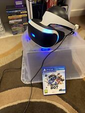 Sony PlayStation 4 PS4 PSVR V2 CUH-ZVR2 - Fully Working.  With Astro Not Game.