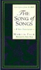 The Song of Songs: A New Translation (Love Lyrics from the Bible) Falk, Marcia