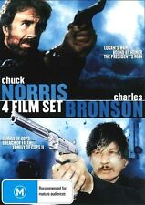Chuck Norris Full Screen DVDs & Blu-ray Discs