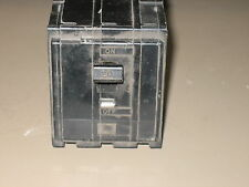 SQUARE D CIRCUIT BREAKER 60 AMP N-5722 3 POLE GOOD CONDITION