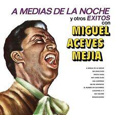 NEW A Medias De La Noche Y Otros Exitos (Audio CD)