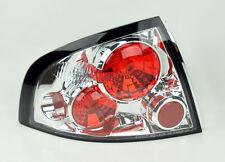 Chrome Clear Rear Altezza Tail Lights Pair RH LH FITS Nissan Sentra 00-03