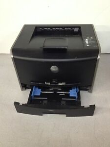 Dell 1720 Laser Printer Workgroup Printer PC:2732 No Power Cord Included
