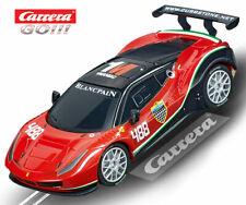Carrera 64136 GO!!! Ferrari 488 GT3 AF Corse slot car 1/43 Scale