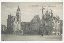 CPA PK AK BRUXELLES-SAINT-GILLES  HÔTEL DE VILLE 1906