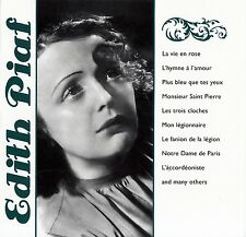 EDITH PIAF : EDITH PIAF / CD - NEU
