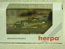 "Herpa 037495: BMW 320i ""Rainer Noller"", Modell in 1/87, N E U & O V P"