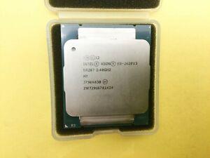 SR207 INTEL XEON E5-2620V3 2.40GHZ SEX CORE 15MB CACHE Processor