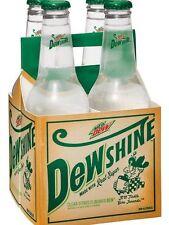 CARTON, NO BOTTLE--Mountain Dew Shine, Dewshine, CARDBOARD CARTON ONLY-NO BOTTLE