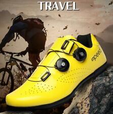 Mountain Bike Shoes Men Women Road Cycling Shoes Non-slip Lock Bicycle Shoe Size