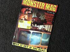 Horror & Monster No 1 Horror & Monster Magazines