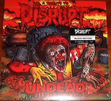 "Disrupt Tribute - Undead 2x LP +7"" - Varios / New / Vinyl (2013) Punk Grindcore"