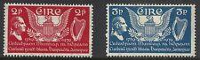 IRELAND SCOTT 103 - 104 MH F/VF SET - 1939 U.S. CONSTITUTION (B)  CAT $14.50