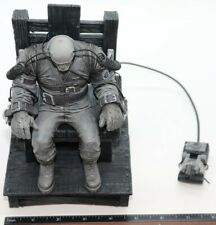 Sin City Marv Death Row Electric Chair McFarlane Toys Frank Miller comic movie