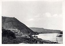 Vintage Photogravure of Andernach, Rhine River Germany