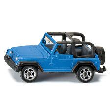 SIKU Spielzeug Jeep Wrangler Geländewagen Auto Spielzeugauto Modellauto / 1342