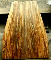 "gorgeous spalted inkline ambrosia maple top .25"" thk guitar bass tele strat 225"