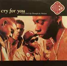 "JODECI - Cry For You (12"") (G-VG/VG)"