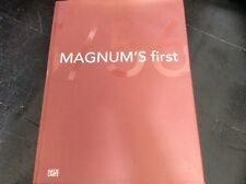Magnum's First by Hatje Cantz (Hardback, 2008)