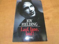 Lauf, Jane, lauf von Joy Fielding #a07