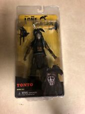 "TONTO Johnny Depp The Lone Ranger 7"" inch Movie Action Figure Neca 2013 New"
