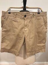 Gustin Mens Chino Shorts Madr USA Size 38