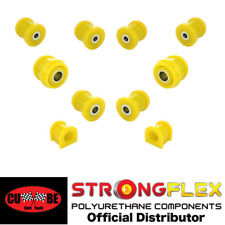 StrongfIex - Poly Polyurethane FRONT SUSPENSION Bushing Kit for IS300 (Sport)