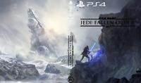 - Star Wars: Jedi Fallen Order Box Art Case Insert Inlay Cover Only