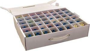 Maschinenstickgarn - Marathon Polyester - Set 48 Farben im praktischen Koffer