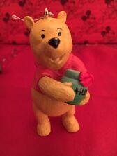 Christmas Disney Hallmark Keepsake Winnie The Pooh Ornament In Box