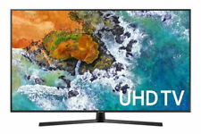 "Samsung NU7400 65"" 4K LED LCD Internet TV - Charcoal Black"
