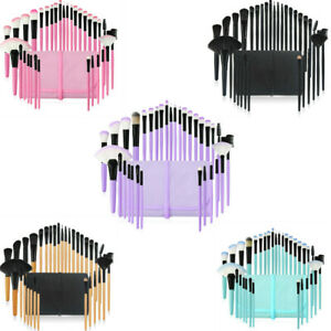 32Pcs Makeup Brushes Eyebrow Shadow Blush Brushes Complete Set Nice Gift UK