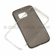 Ultra Thin Transparent Soft Gel Silicone Mobile Case Cover For Samsung Models