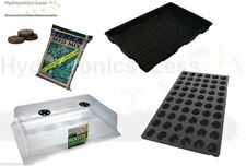 Root it 60 Propagation Insert Tray Lid Starter Plugs Seeds Cuttings Base Root!t