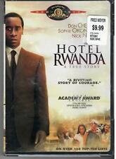 Hotel Rwanda (Dvd) New & Sealed!
