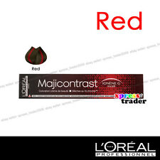 L'Oreal Majicontrast RED Permanent Colour Hair Dye 50ml