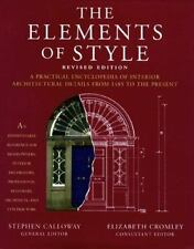 Elements of Style : A Practical Encyclopedia of Interior Architectural Detals fr